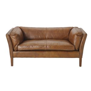 HALO REGGIO 2P SOFA (OLD SADDLE NUT)[2人掛けソファ]