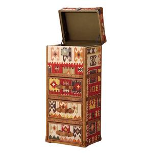 HALO WINCHESTER TALL CHEST  (KILIM)[チェスト]